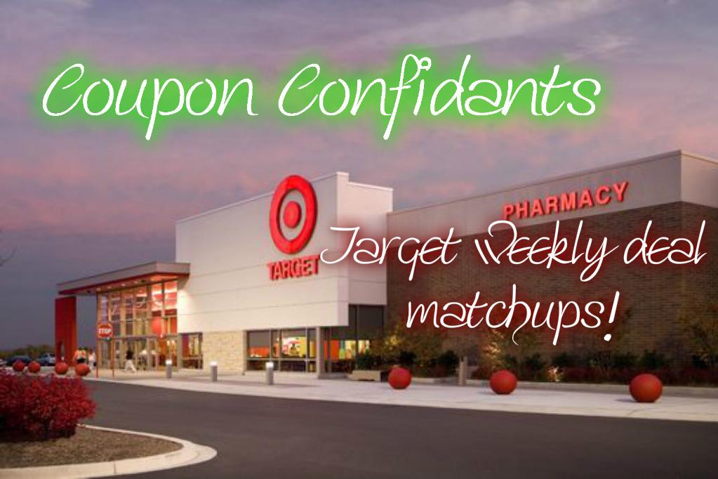 Target Weekly Match ups ⋆ Coupon Confidants