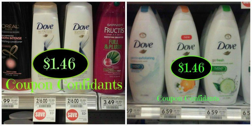 HOT deal on Dove Products if your Publix accepts Target qs! ⋆ Coupon Confidants