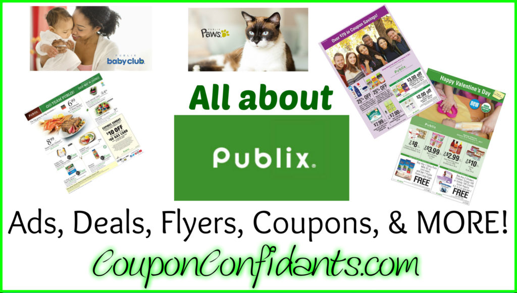 All Publix Deals in one spot!
