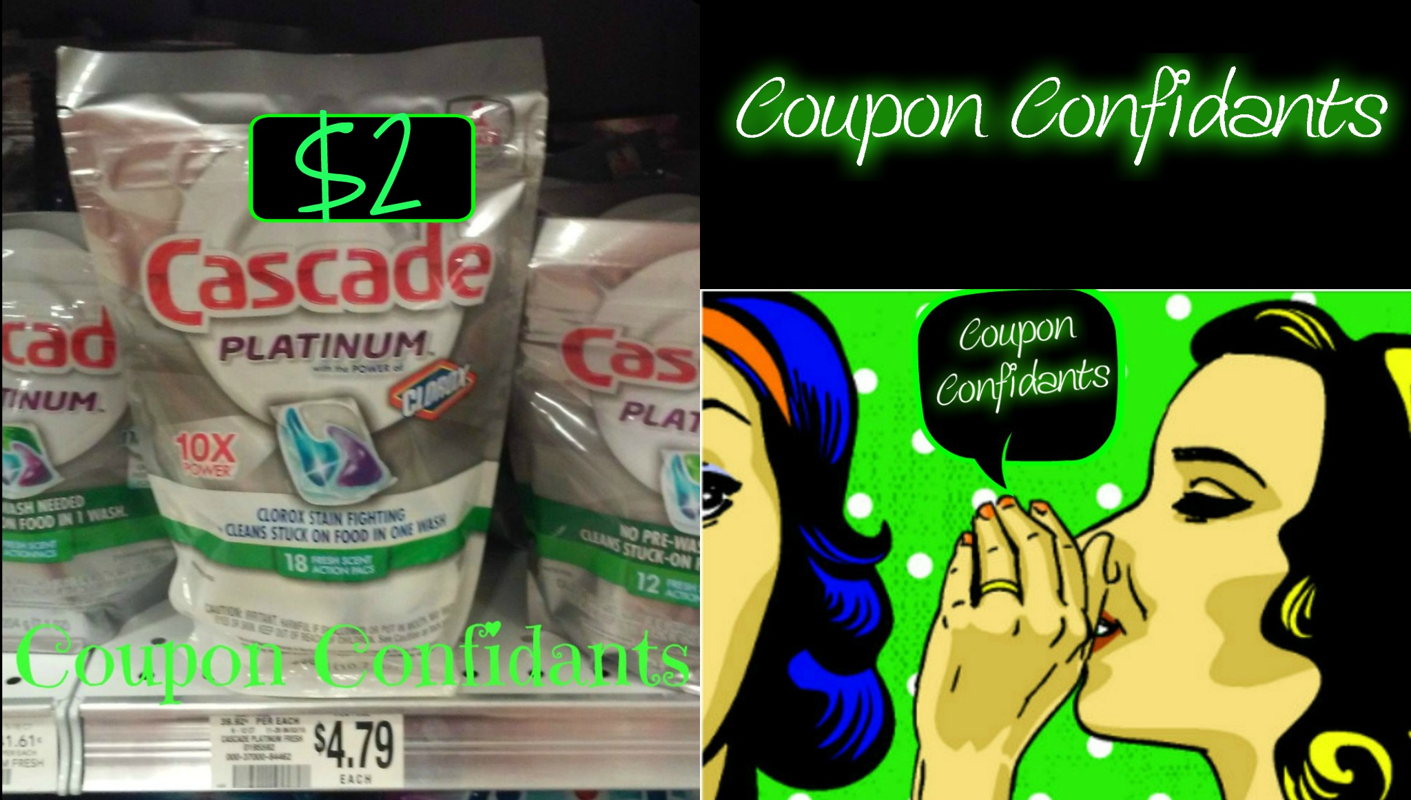 Cascade bay discount coupons