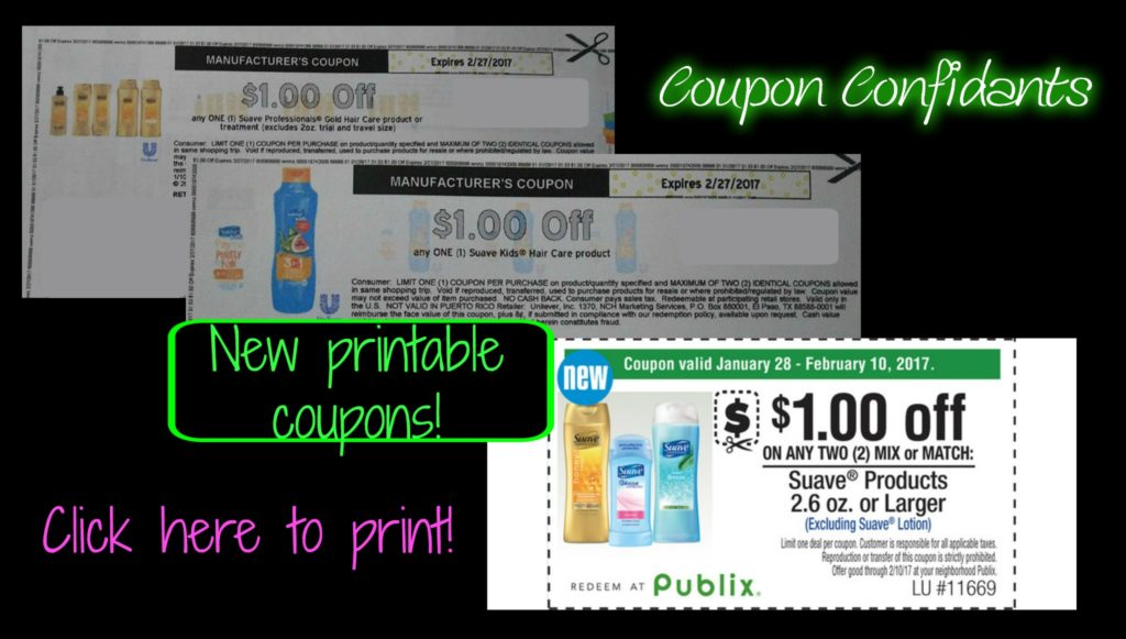 photograph regarding Printable Suave Coupons referred to as Simply click listed here towards print ~ 5 clean Clever printable discount coupons that