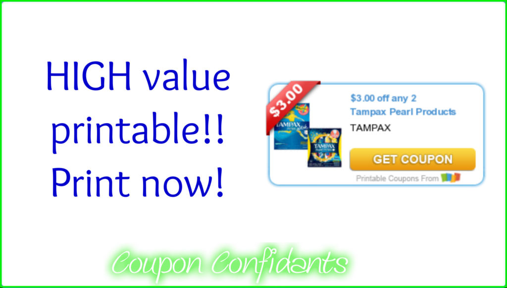 image relating to Tampax Coupons Printable referred to as Wonderful Tampax Printable! Print your Tampax Coupon previously