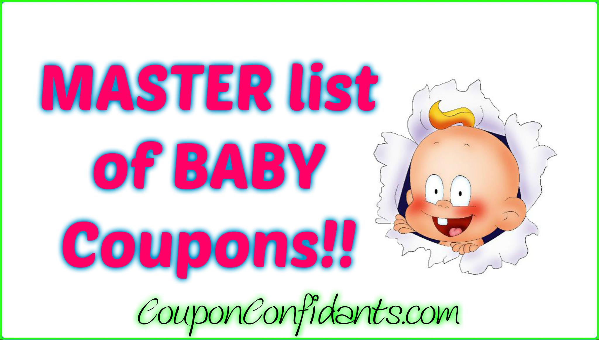 Target baby coupon code