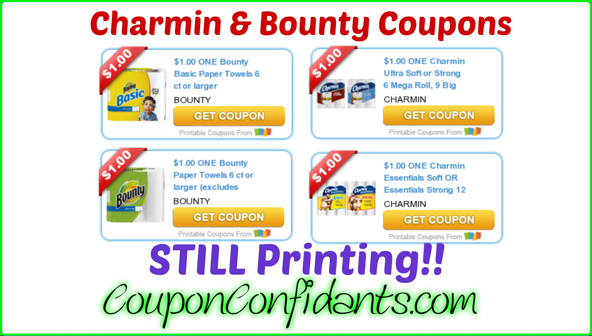 Coupons, Inc. Coupons – Hundreds of printable name brand grocery coupons. New coupons are added often. New coupons are added often. Cremora – Free printable Cremora coupon for $ off.