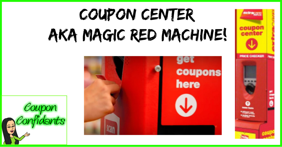 Magic coupon center