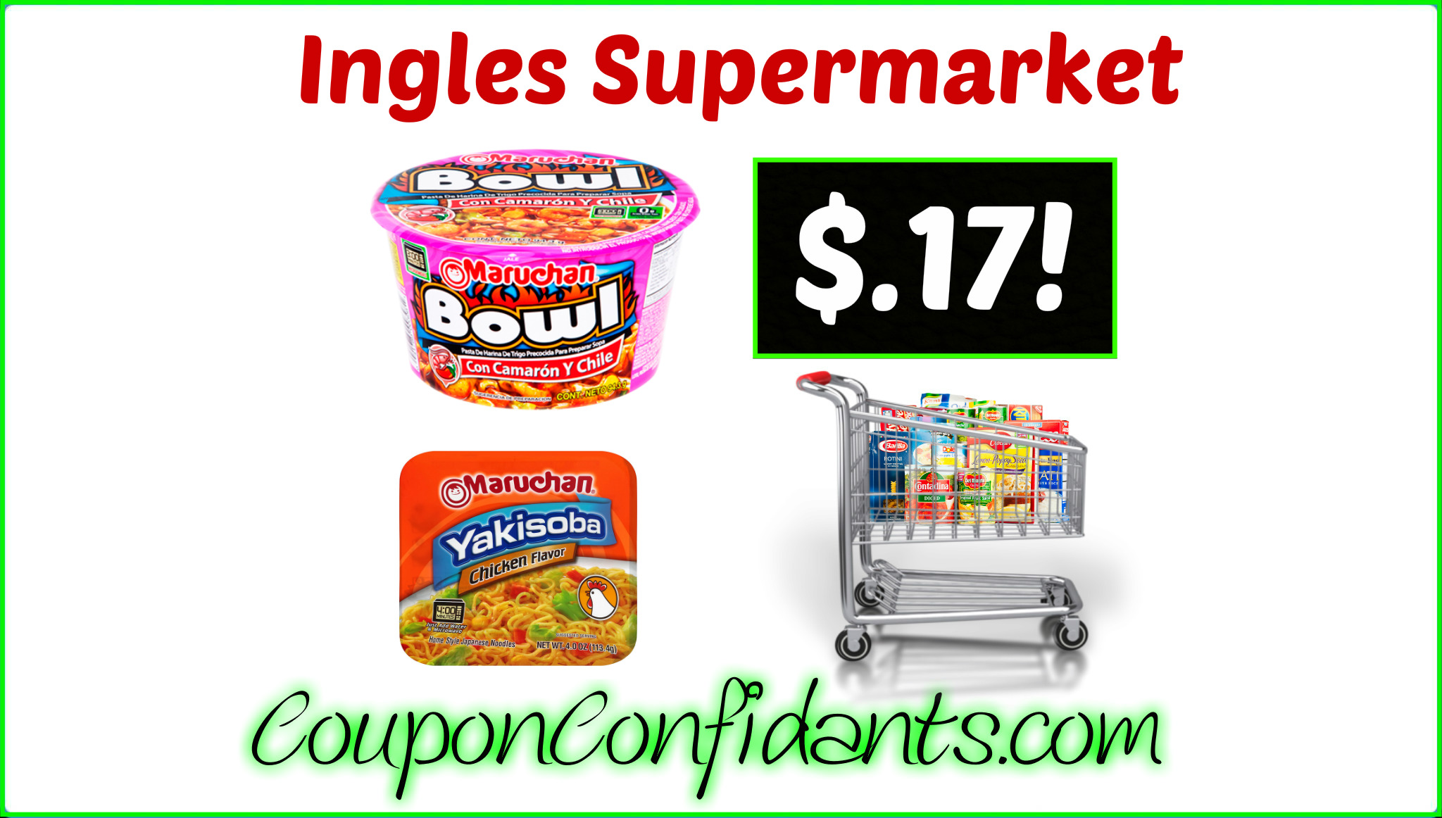 Ingles coupons