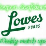 Lowes Foods Best Deals - Aug 31 - Sep 06