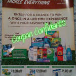 Publix couponers - Print these manufacturer's coupons now to match these Publix qs in Tackle everything flyer